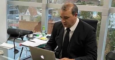Detenido por presunta sextorsión el abogado Diego Lansac