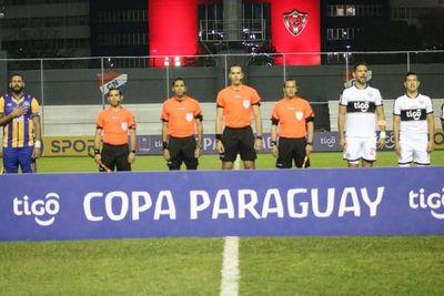 Jueces para otra semana de Copa Paraguay