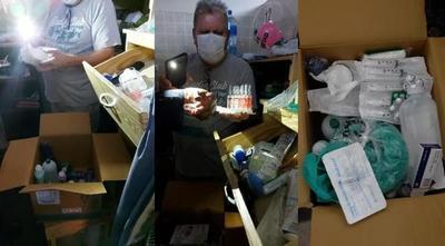 Vendían medicamentos con sello de IPS en carpa de familiares: desbaratan red ilegal – Prensa 5