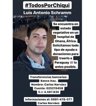Familia pide ayuda para repatriar cuerpo de paraguayo fallecido en extrañas circunstancias en África