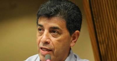 La Nación / El senador Víctor Ríos confirma que hoy presenta su postulación a ministro de la Corte