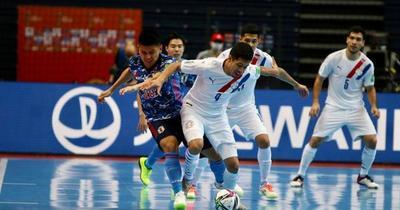 Paraguay clasifica a los Octavos de Final de la Copa Mundial de Futsal FIFA
