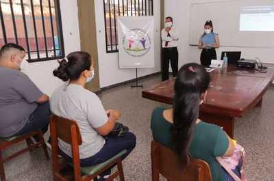 Móvil de empleo itinerante llegó a la Chacarita