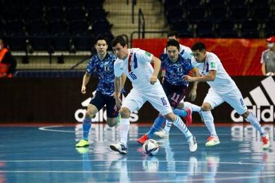 Paraguay gana a Japón y pasa a octavos del mundial de futsal – Prensa 5