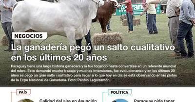 La Nación / LN PM: Las noticias más relevantes de la siesta del 20 de setiembre