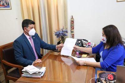 El senador Ríos y el camarista Escobar se inscribieron para el concurso de terna para la Corte