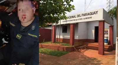 Atacaron a policías tras detener a un hombre que había golpeado a su mujer – Prensa 5