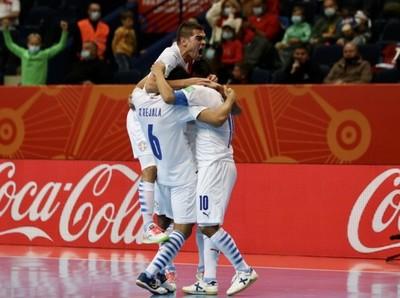 Objetivo logrado: Paraguay clasificó a octavos en el Mundial de Futsal FIFA