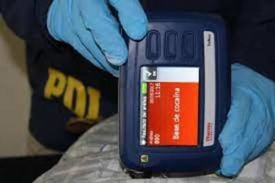 Naciones Unidas dona dos dispositivos electrónicos a la SENAD para detectar drogas sintéticas