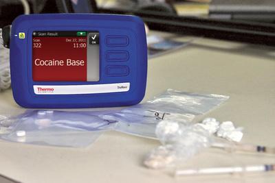Naciones Unidas dona dos dispositivos electrónicos a Paraguay para detectar drogas sintéticas