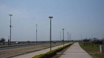 21 años después, Asunción rompe récord de calor con 41ºC