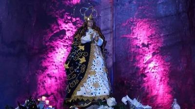 Paraguay presente en Colombia a través de la Virgen de Caacupé