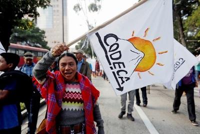El Comité Campesino de Guatemala repudia el vigésimo asesinato de uno de sus integrantes