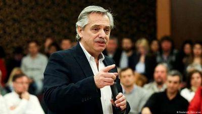 Alberto Fernández declaró un patrimonio equivalente a 58.000 dólares