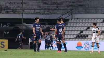 Nacional logra un triunfo vital ante Olimpia