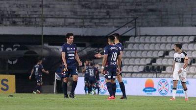 Nacional logra triunfo vital ante Olimpia