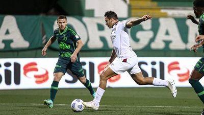 Raúl Bobadilla marca, pero no impide el tropiezo del Fluminense ante Cuiabá