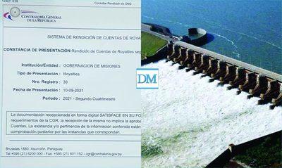 Bajante del Paraná afectó la producción de energías de binacionales y estiman recorte presupuestario para la Gobernación de Misiones