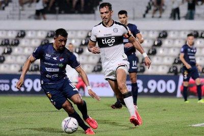 Nacional superó a Olimpia 2-1 en la culminación de la novena fecha del Clausura.