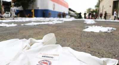 Sindicato de Médicos anuncia huelga para el 28 de septiembre