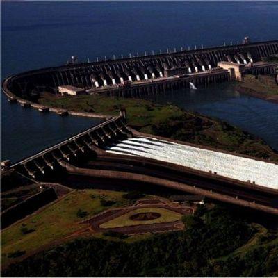 Paraguay retira por primera vez más del 50% de energía de represa de Yacyretá