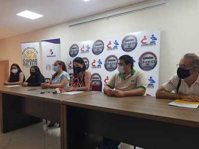 Con eventos pretenden reactivar el sector de turismo en CDE y Pdte. Franco