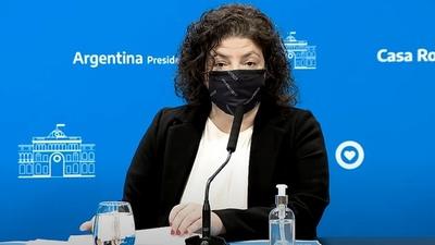 Argentina anuncia apertura de fronteras a extranjeros sin aislamiento