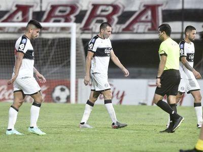 ¿A cuánto quedó Olimpia de los puestos de Copa Libertadores?