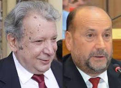 Cachito reculará sobre denuncia contra Calé si se lo pide su bancada