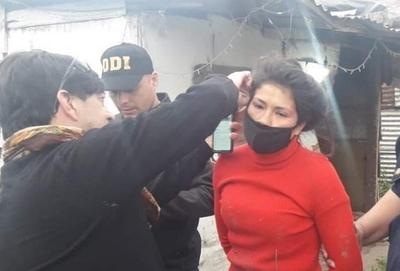 Paraguaya quemó a la novia de su expareja y a su bebé
