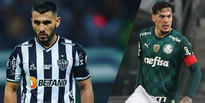 Primera pulseada entre Gómez y Alonso por un lugar en la final de la Libertadores