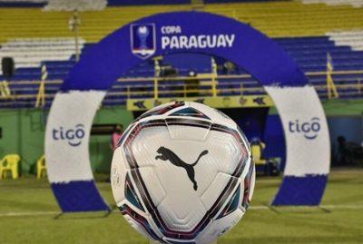 Dos juegos por Copa Paraguay se disputarán este martes