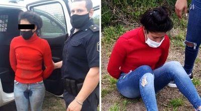 Quemó a su amiga e hijo porque salió con su ex, pretendía fugarse a Paraguay