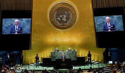 """Biden ve """"muy lejos"""" la solución del conflicto Israel-Palestina"""