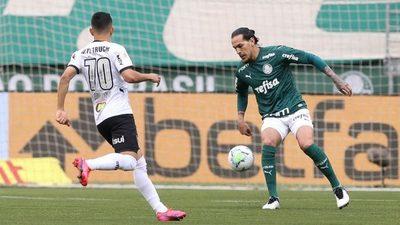 Palmeiras y Mineiro comienzan a decidir un cupo para la final de la Libertadores