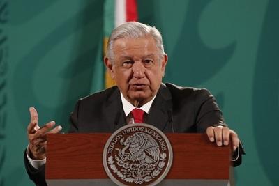 López Obrador reproduce mensaje de Biden sobre evasión fiscal de los ricos