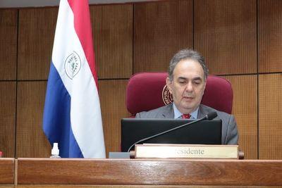 Dictamen favorable a ampliación presupuestaria para Ministerio de Justicia