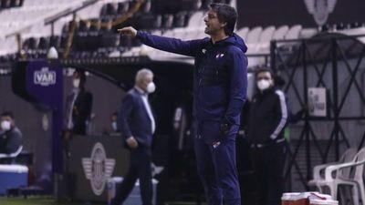 Rodrigo López estaba preocupado por juego aéreo de Olimpia
