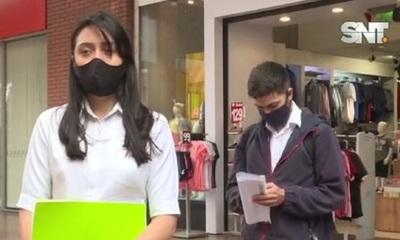 Día de la primavera: Jóvenes piden más oportunidades laborales