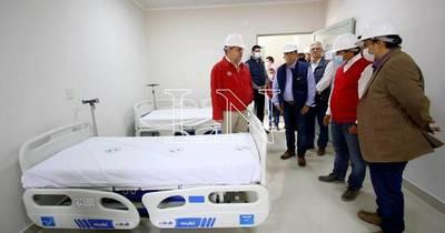 La Nación / Destacan mejoría del hospital de la Gobernación de Boquerón