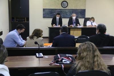 Quema del Congreso: Tribunal condenó a jóvenes