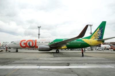 La aerolínea brasileña Gol anuncia la compra de 250 aviones de despegue horizontal