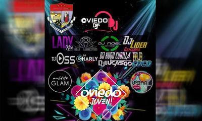 """Show de DJ's en la 6ta edición de """"Oviedo Joven"""" – Prensa 5"""