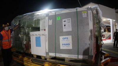 Más de 300.000 dosis de AstraZeneca arribarán este miércoles a Paraguay