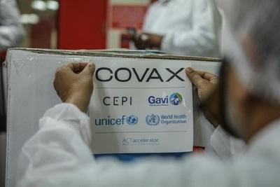 Paraguay anuncia reactivación de envíos de vacunas de mecanismo Covax