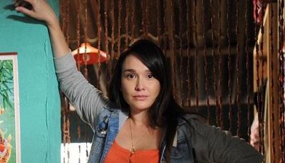 La reacción de la hija de Lali González al verla en la TV argentina