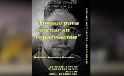 Organizan torneo para repatriar restos de paraguayo fallecido en Ghana