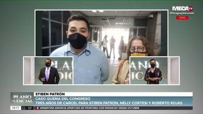 """Abogada de Stiben Patrón califica a la Fiscalía de """"cobrada, cartista y amañada"""""""