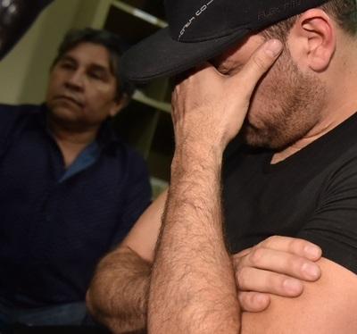 Jueza ratifica prisión preventiva de presunto narco Cucho Cabaña