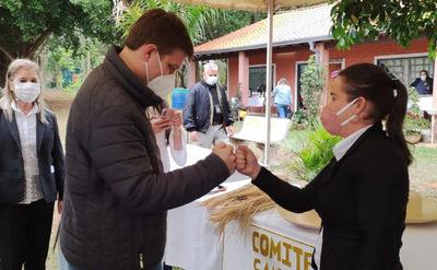 Horqueta: Ministro instó a unir esfuerzos para lograr la Transformación Educativa